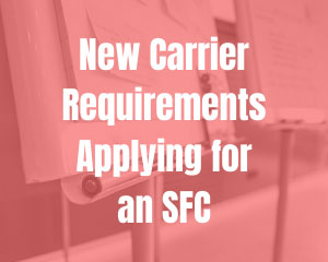new-carrier-requirements