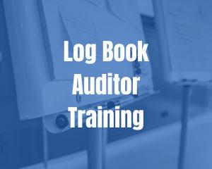 log-book-auditor-training